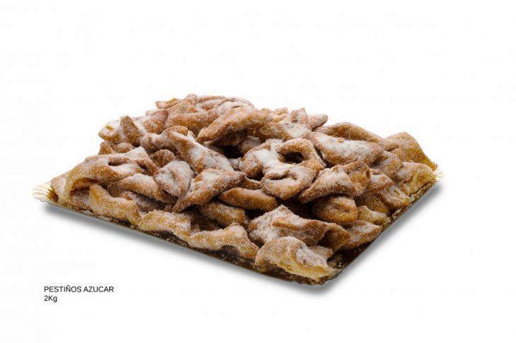 pestiños de azucar dulces caseros Cuenca Málaga